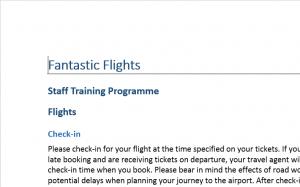 Microsoft PowerPoint Training-1