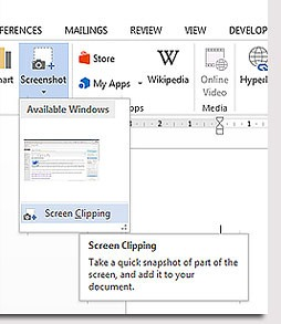 screen-clipping-in-Microsoft-Word