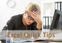 Excel-Quick-Tips